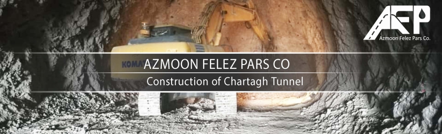 Construction of Chartagel Tunnel